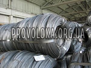 проволока вязальная стальная ГОСТ 3282-74