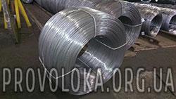 проволока оцинкованная стальная